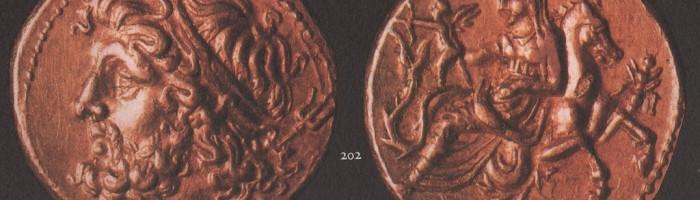 fig. 18 Moneta aurea dei Brettii