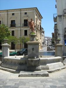 Piazza del Popolo,  Fontana del Nettuno