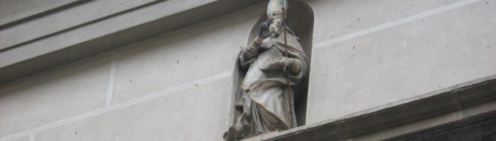 Statua di San Benedetto
