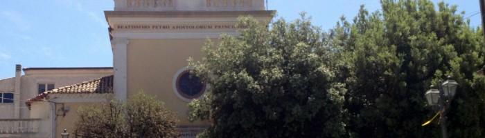 Chiesa di San Pietro Apostolo, facciata