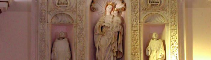 Giovan Battista Mazzolo, pala marmorea
