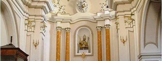 Chiesa di San Nicola, interno