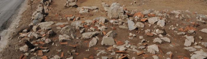 fig. 23 Lo scavo della fattoria di Trifari-small