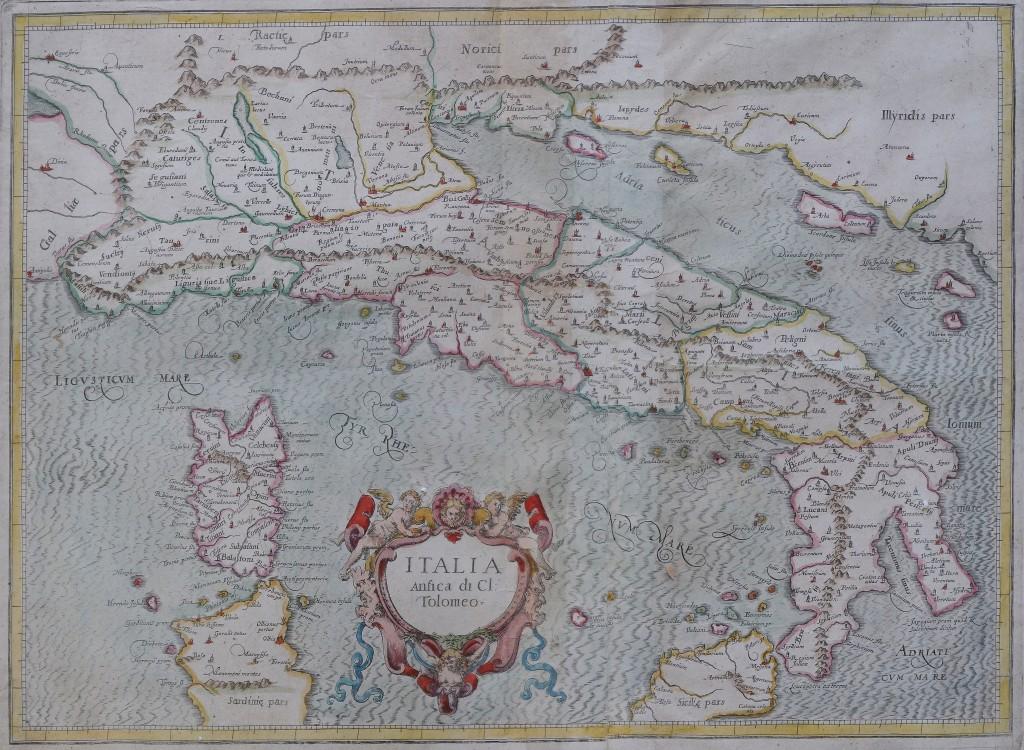 1-tav. I-Italia Antica (1500 ca)