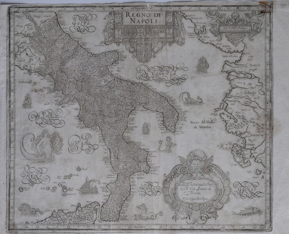 12-tav. XII-Regno di Napoli (1620)