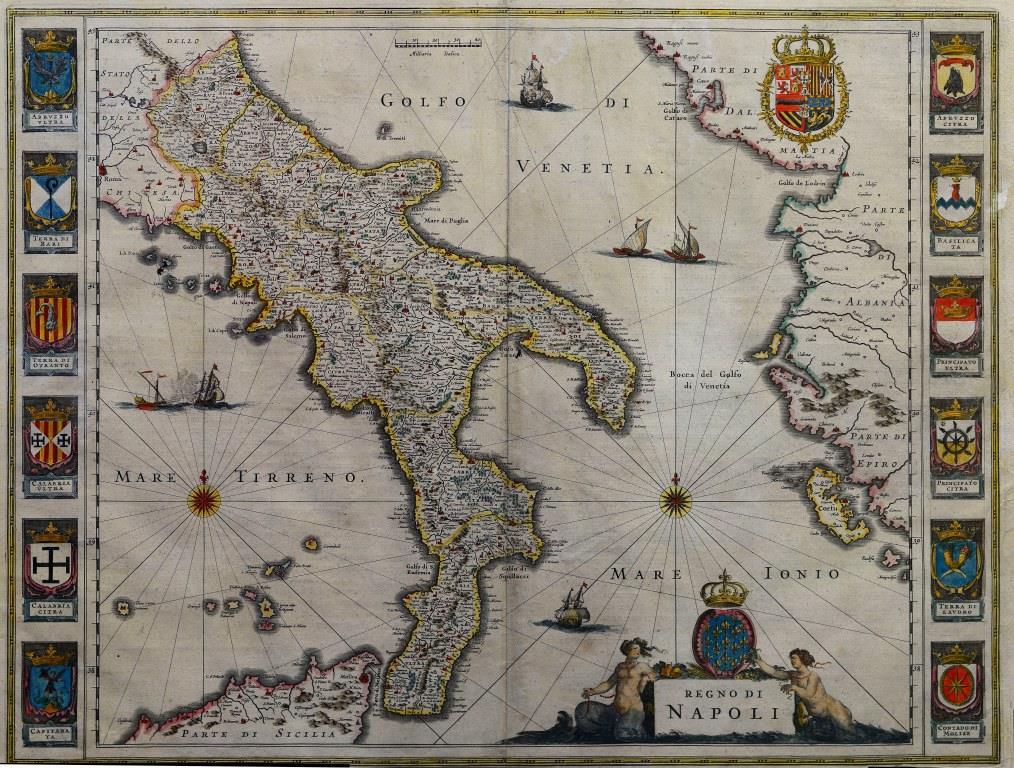 53-tav. LIII-Regno di Napoli (fine '700)