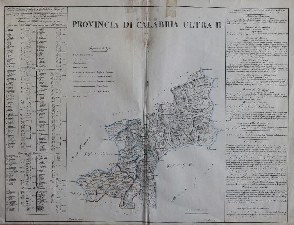62-tav. LXII-Calabria Ultra II (1836)
