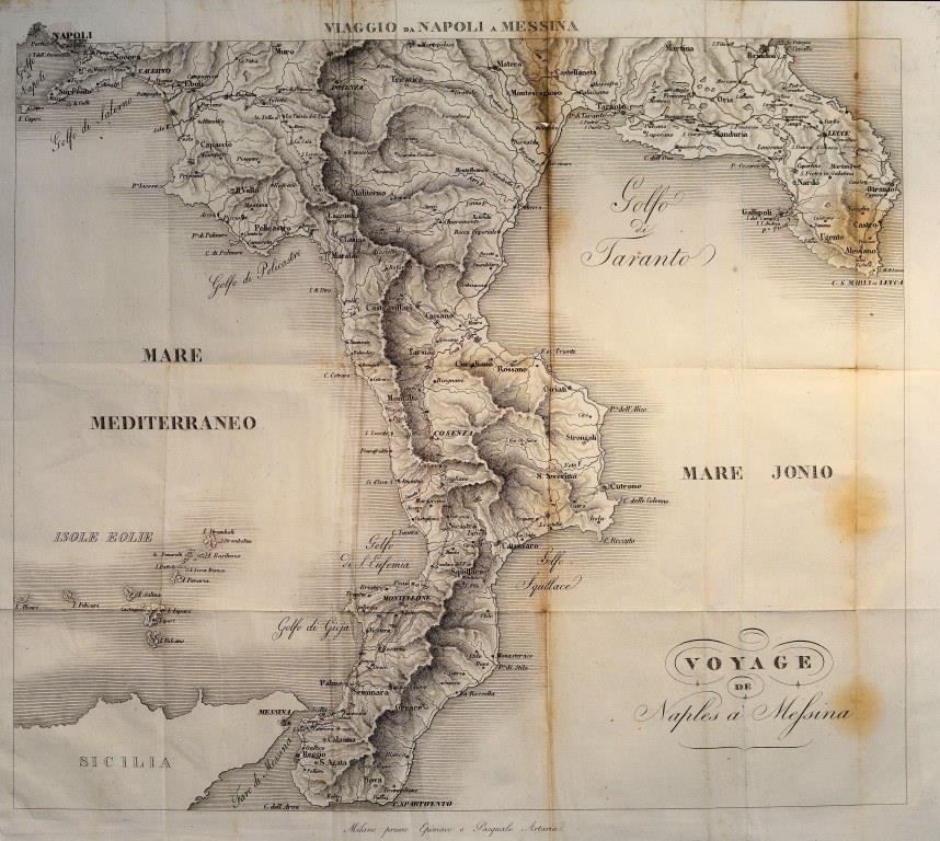 67-tav. LXVII-Voyage de Naples á Messina (1845)