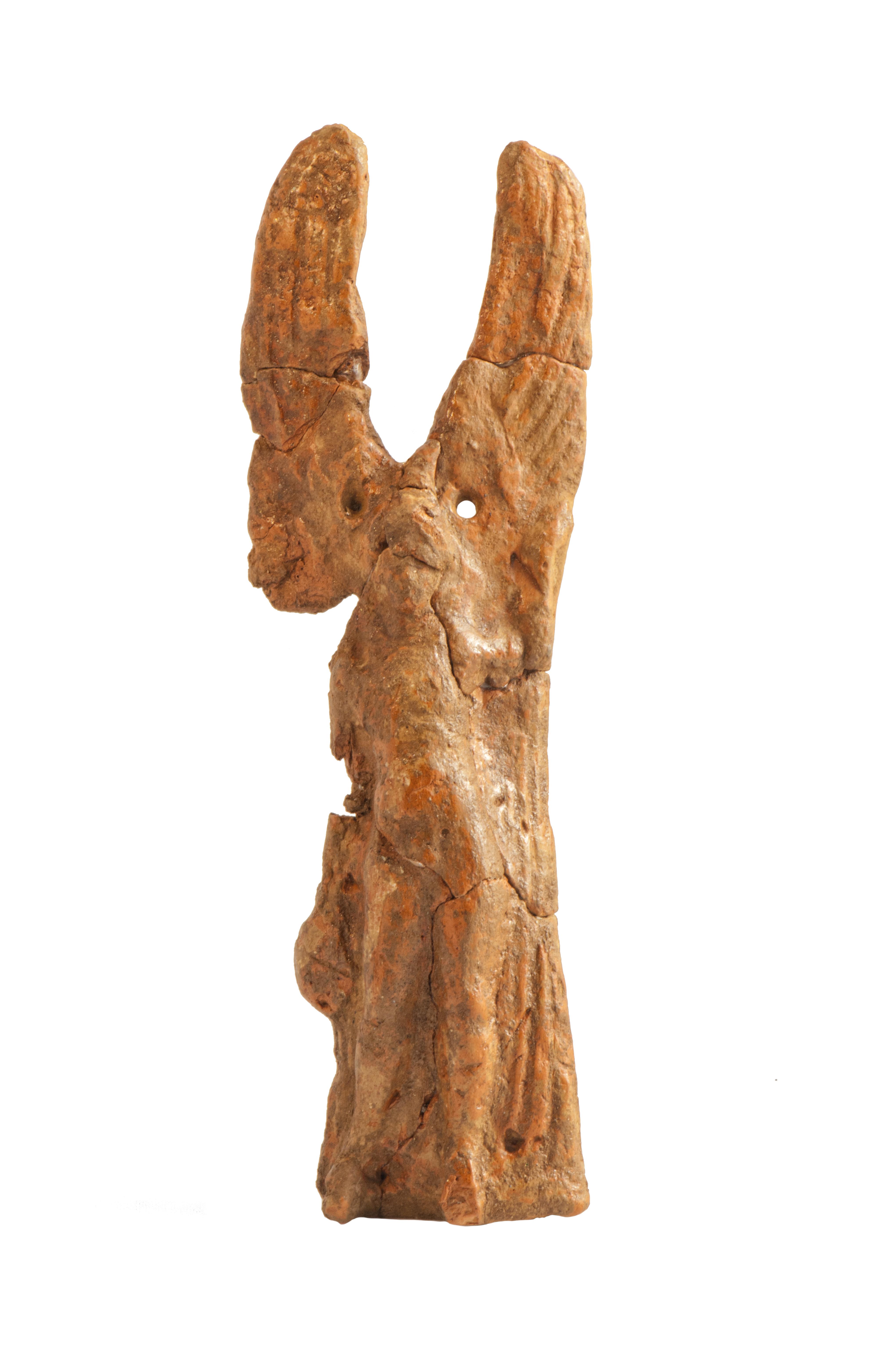 fig. 80 Erote in terracotta