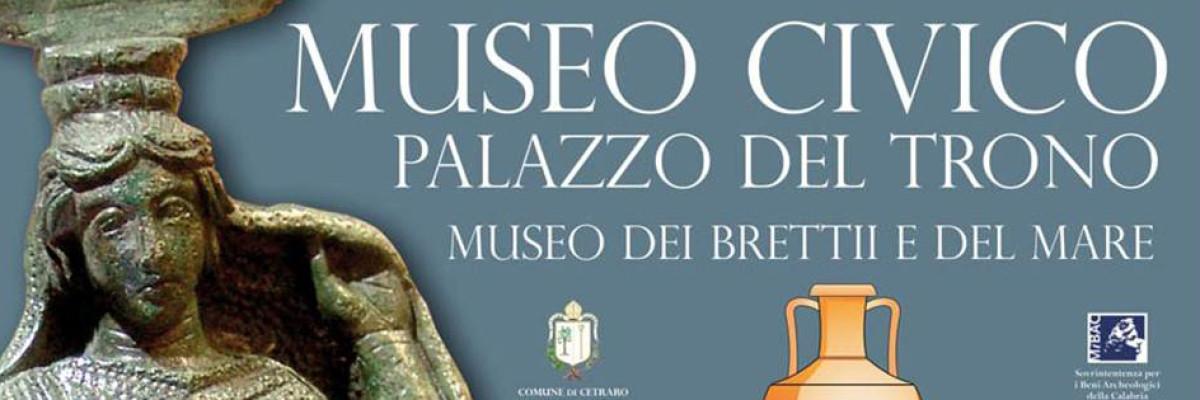 Da Lunedì 22 Giugno riapre il Museo Civico